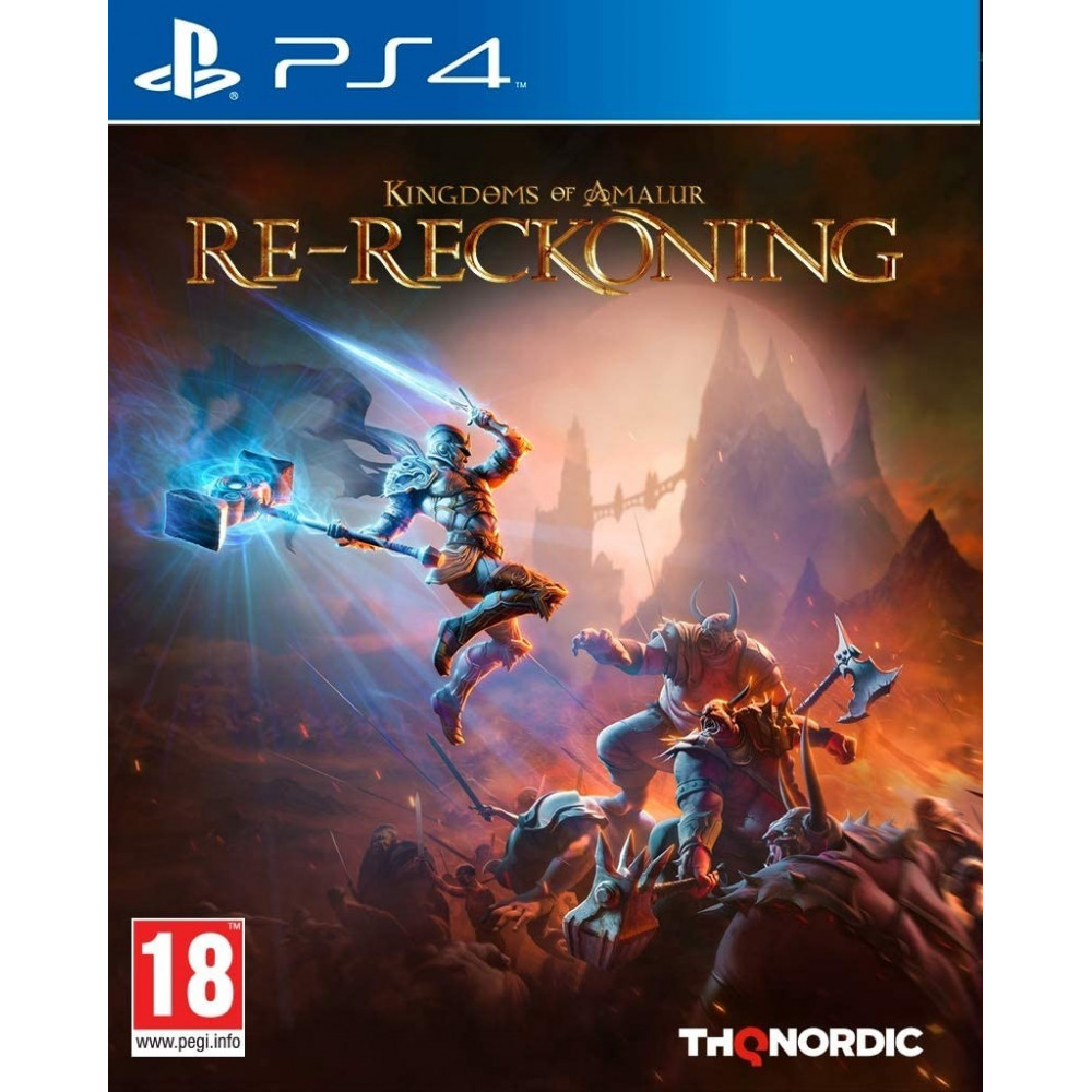 KINGDOM OF AMALUR RE-RECKONING PS4 FR OCCASION