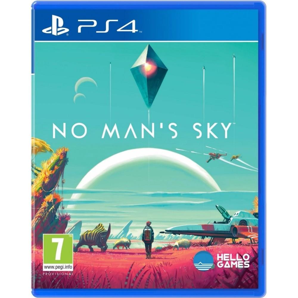 NO MAN S SKY PS4 FR OCCASION