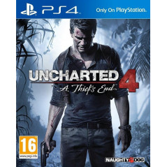 UNCHARTED 4 A THIEF S END PS4 EURO FR OCC