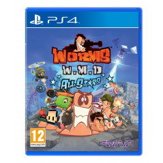WORMS W.M.D ALL STAR PS4 FR NEW