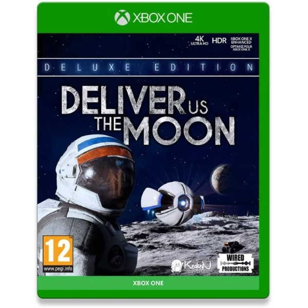 DELIVER US THE MOON DELUXE EDITION XBOX ONE FR OCCASION