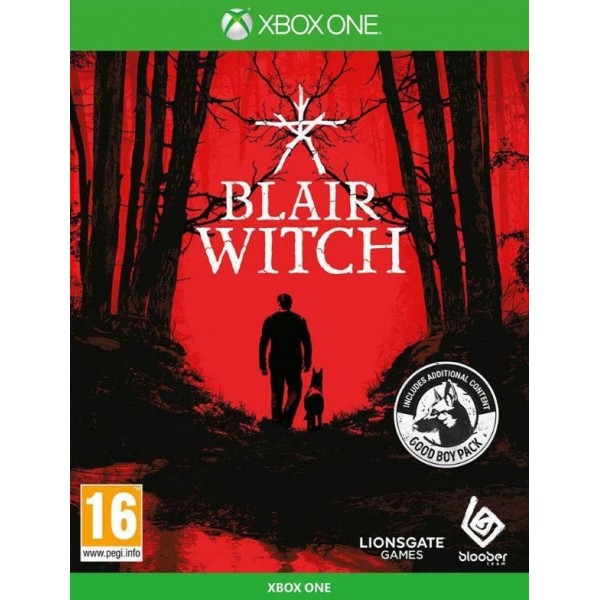 BLAIR WITCH XBOX ONE UK OCCASION
