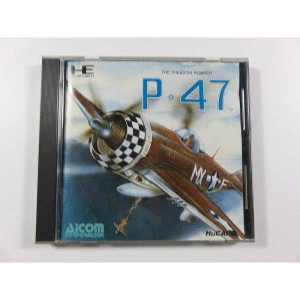 P-47 NEC HUCARD NTSC-JPN (SHOOTING) - (COMPLETE)