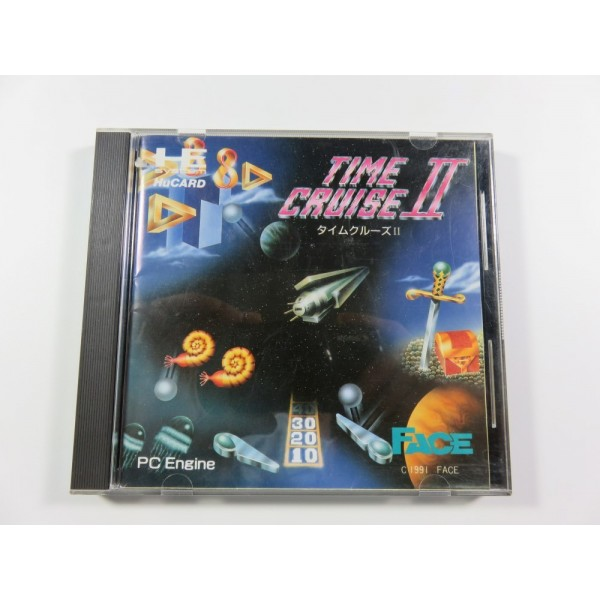 TIME CRUISE II NEC HUCARD JPN (PINBALL) - (COMPLETE - GOOD CONDITION )