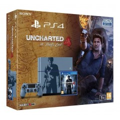 CONSOLE PS4 UNCHARTED 4 ED.SPECIAL 1 TO MULTI