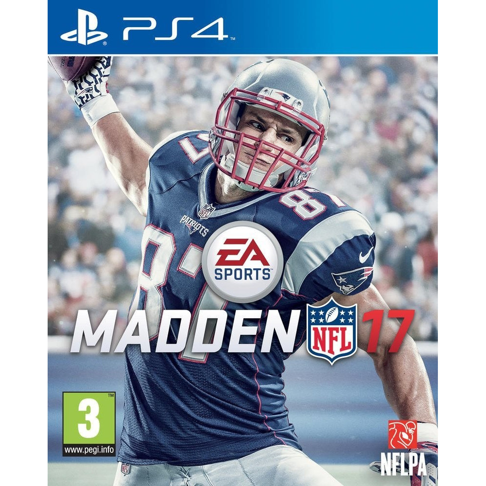 MADDEN 17 PS4 FR NEW