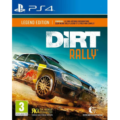 DIRT RALLY EDITION LEGEND PS4 FR OCCASION