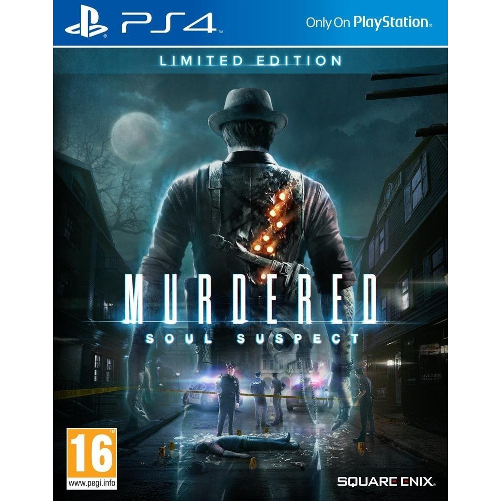 MURDERED..SUSPECT ED.LIM PS4 VF OCCASION