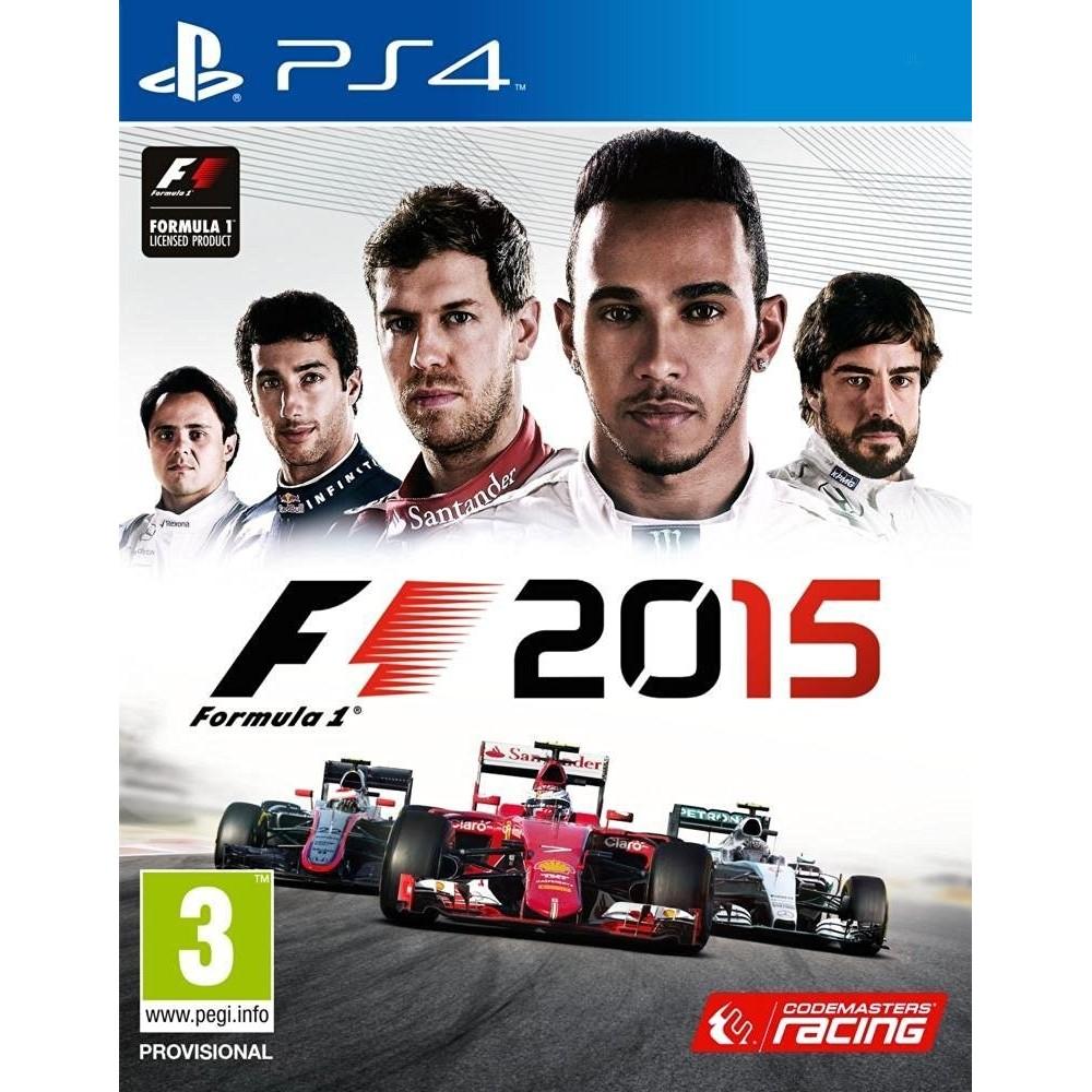 FORMULA 1 2016 PS4 FR OCCASION
