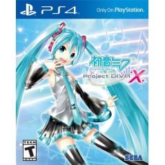 HATSUNE MIKU: PROJECT DIVA X PS4 USA OCCASION