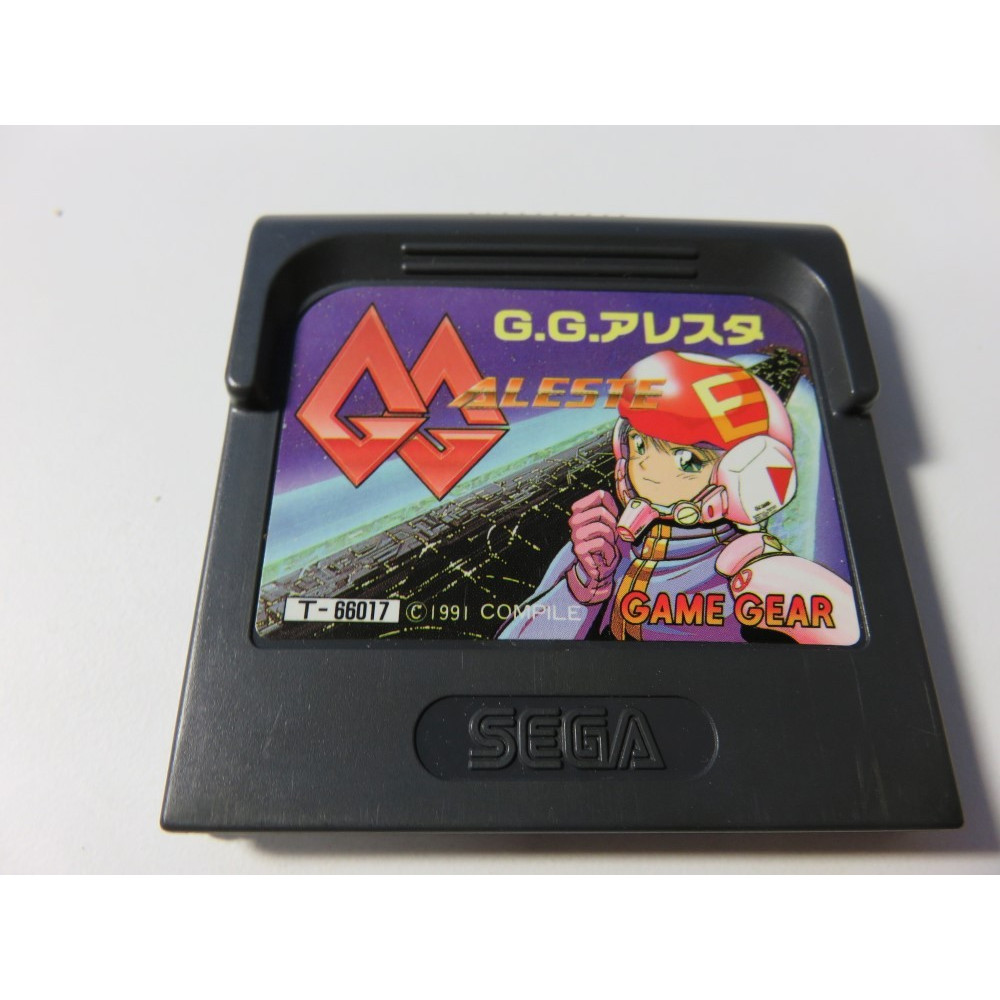 GG ALESTE GAME GEAR NTSC-JPN (SHOOTING) - (LOOSE)