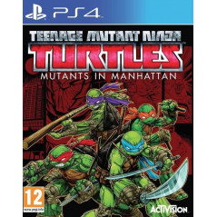 TMNT MUTANTS IN MANHATTAN PS4 FR OCCASION
