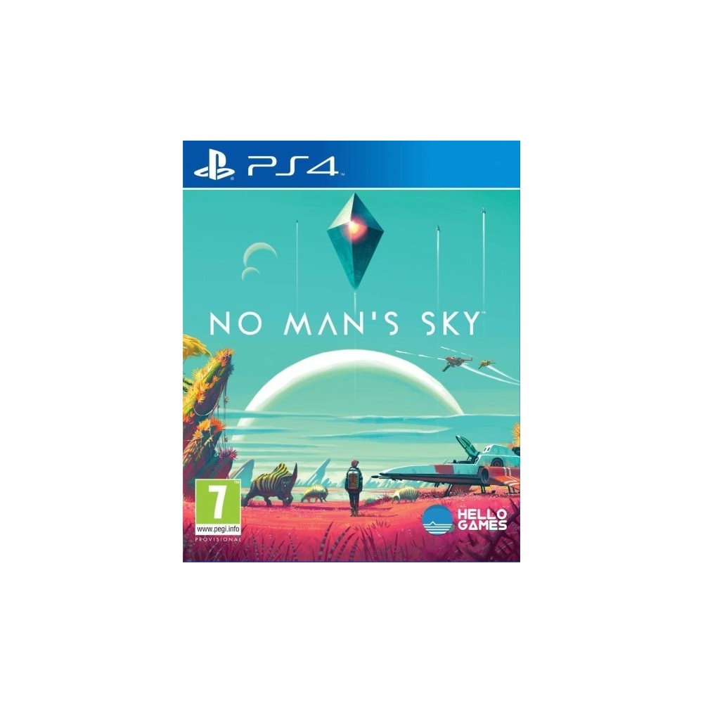 NO MAN S SKY PS4 EURO-FR