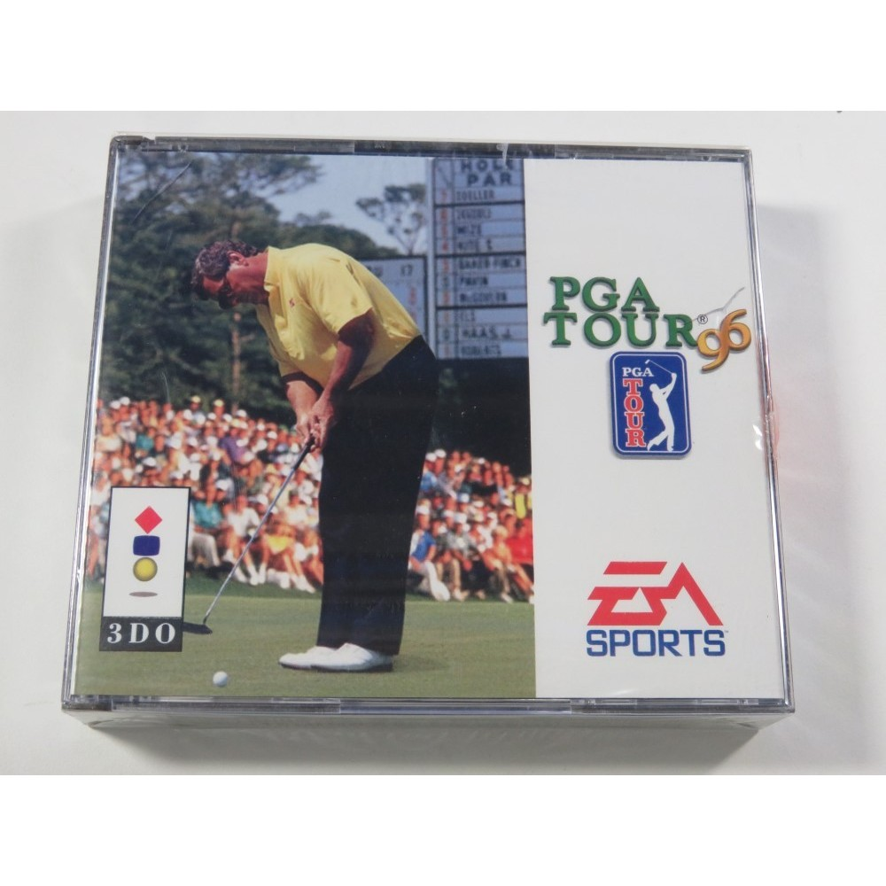 PGA TOUR 96 PANASONIC 3DO PAL-EURO NEUF - BRAND NEW (OFFICIAL BLISTER)