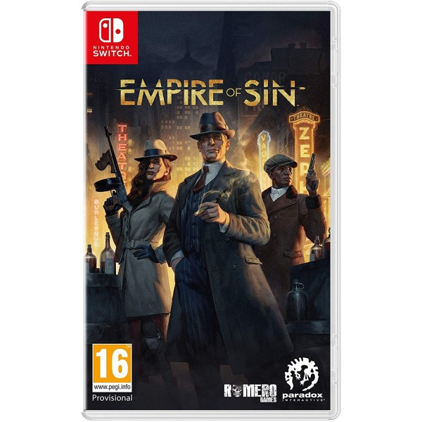 EMPIRE OF SIN - SWITCH FR Preorder