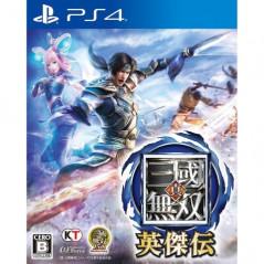 SHIN SANGOKU MUSOU EIKETSUDEN PS4 JPN NEW