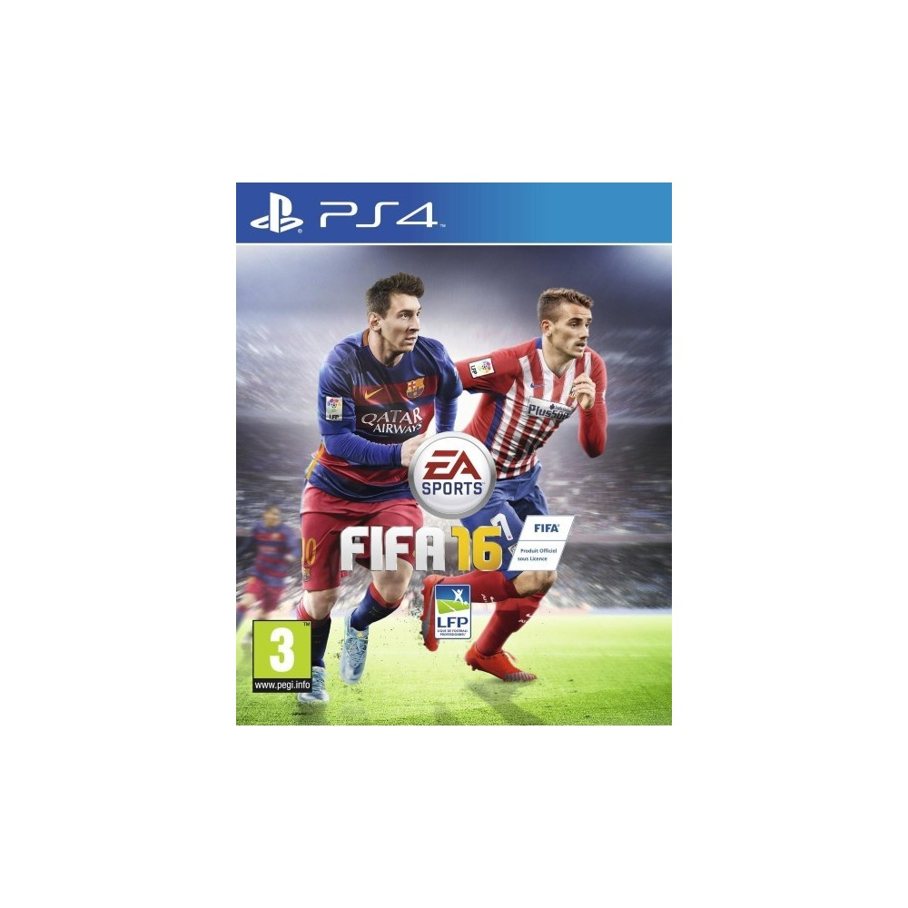 FIFA 16 PS4 UK OCCASION