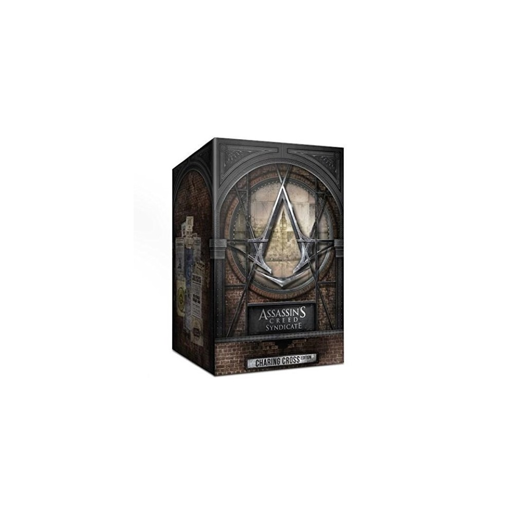 ASSASSIN CREED SYNDICATE COLLECTOR PS4 PAL OCC