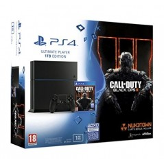 CONSOLE PS4 1 TO + CALL OF DUTY BLACK OPS 3 VF