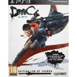 DMC DEVIL MAY CRY EDITION SON OF SPARDA PS3 FR OCCASION