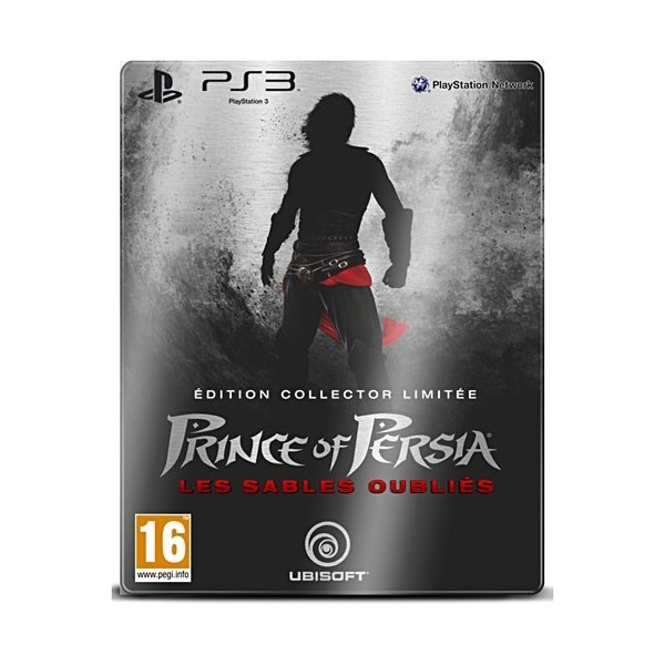 PRINCE OF PERSIA LES SABLES OUBLIES LIMITED EDITION PS3 FR OCCASION
