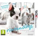 NINTENDOGS BOULEDOGUE FRANCAIS + CATS 3DS PAL-FR OCCASION