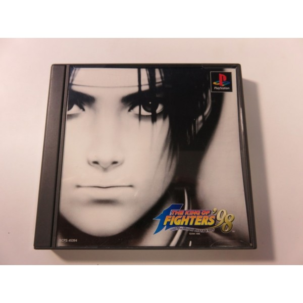 THE KING OF FIGHTERS 98 FREAM MATCH NEVER ENDS VERSION ASIA (FIGHTING) - (COMPLETE)