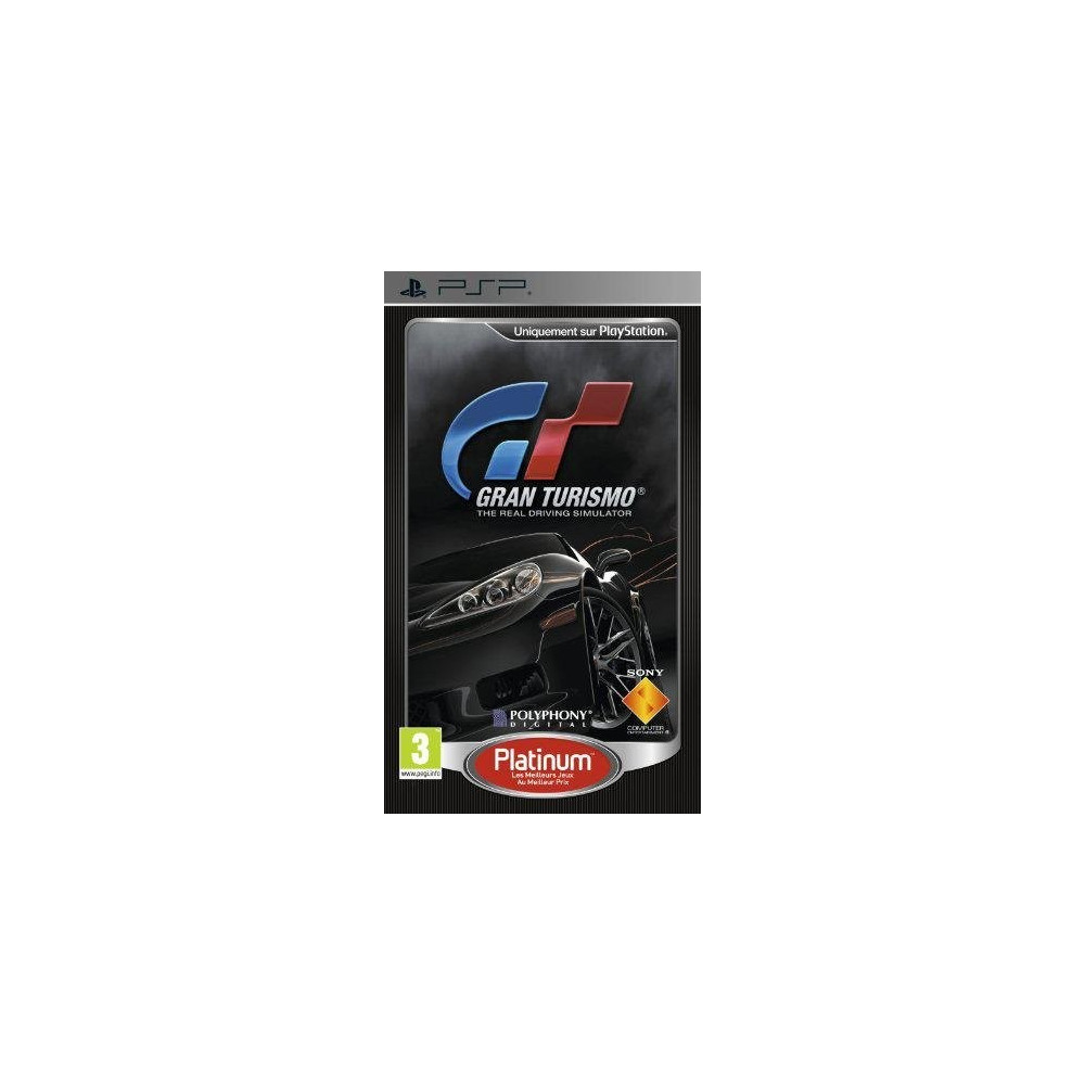 GRAN TURISMO COLLECTOR PSP FR OCCASION