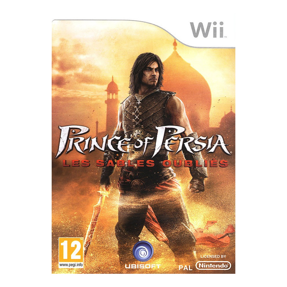 PRINCE OF PERSIA LES SABLES OUBLIES WII PAL-FR OCCASION