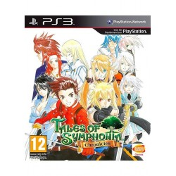 TALES OF SYMPHONIA CHRONICLES PS3 PAL UK OCCASION