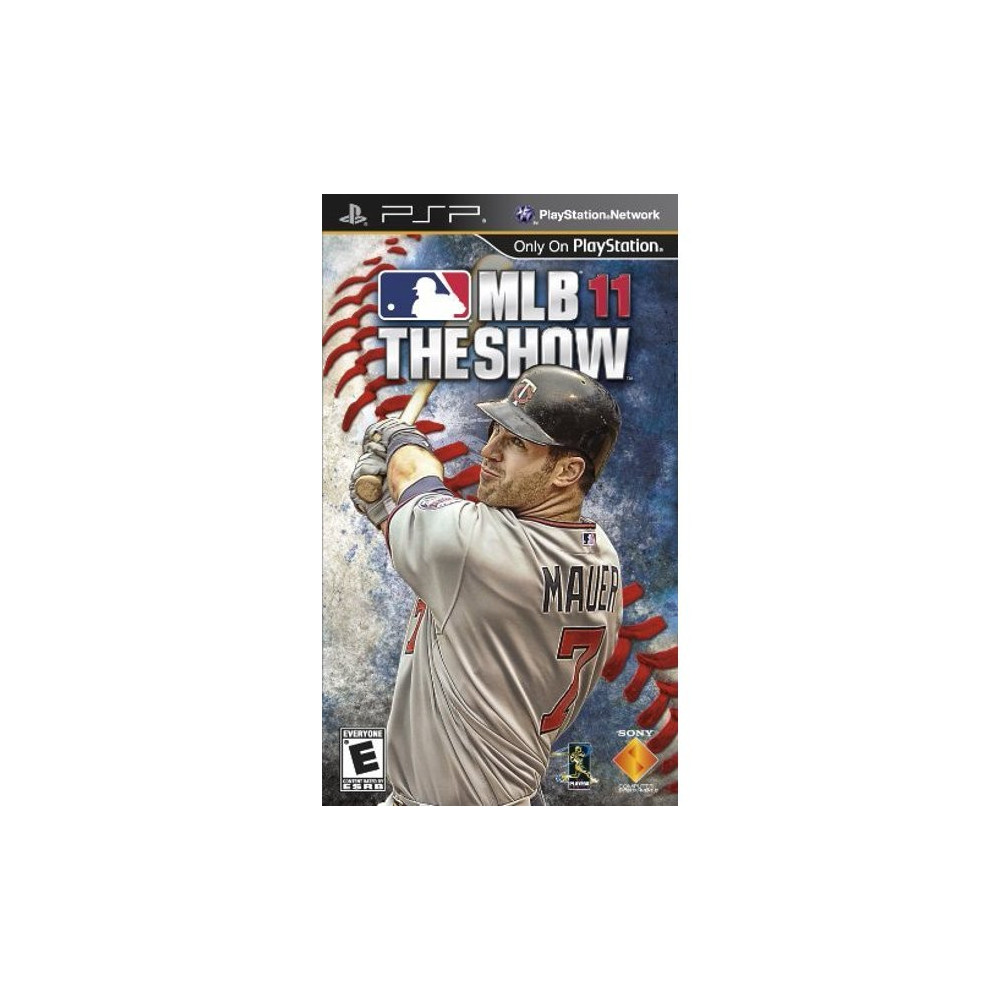 MAJOR LEAGUE BASEBALL MLB 11 THE SHOW PSP USA OCCASION