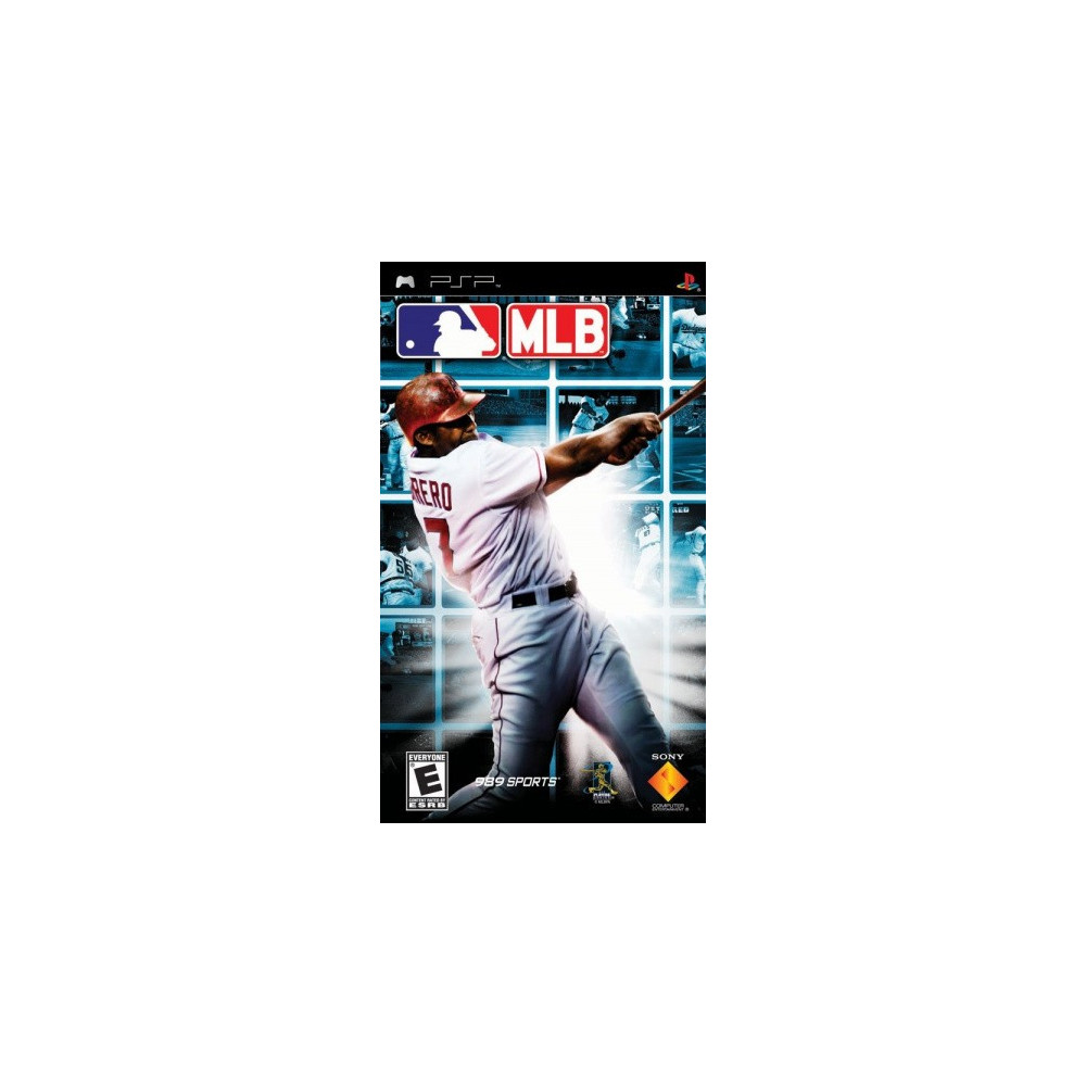 MAJOR LEAGUE BASEBALL MLB PSP USA OCCASION