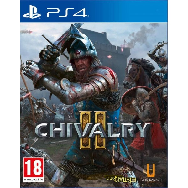 CHIVALRY 2 - PS4 FR Preorder
