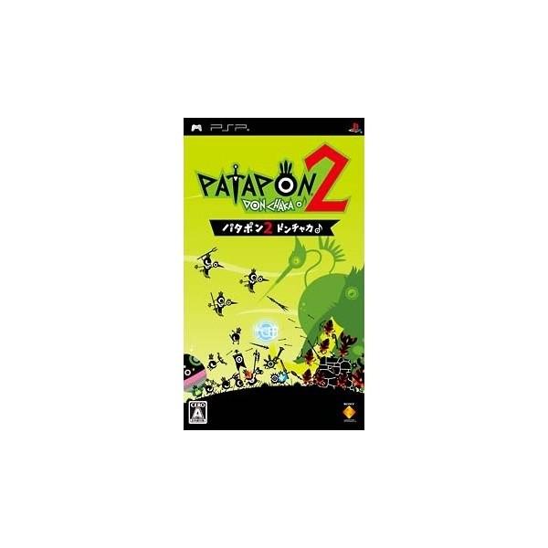PATAPON 2 PSP JPN OCCASION