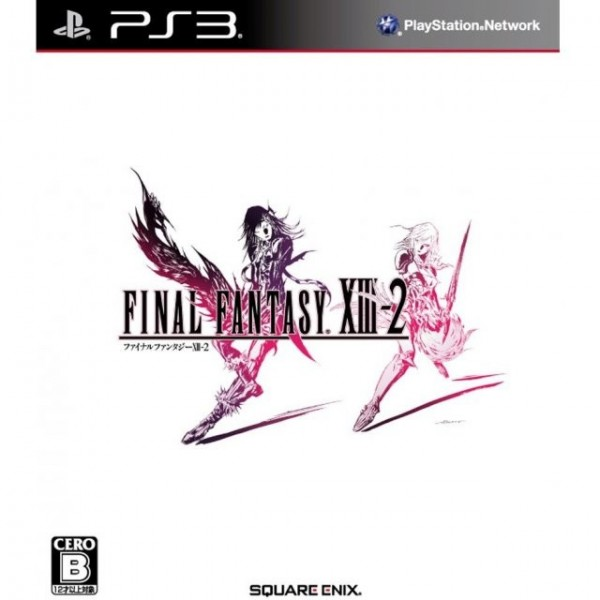 FINAL FANTASY XIII-2 PS3 JPN OCCASION