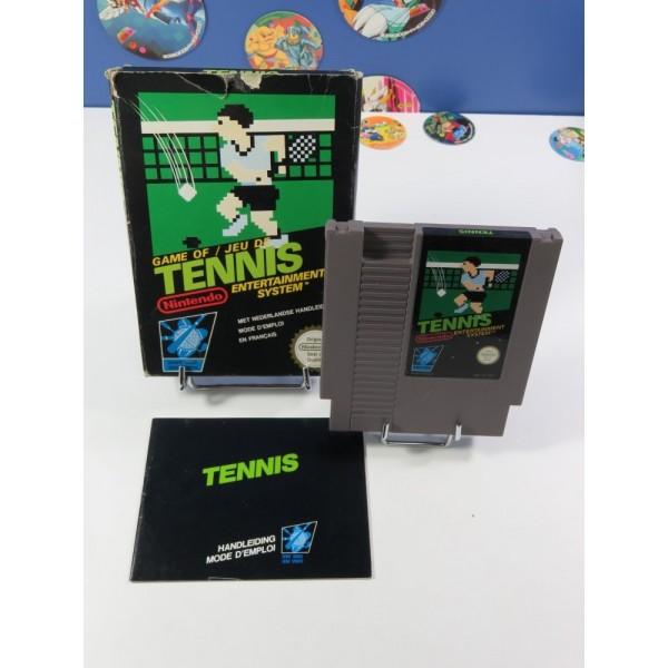 TENNIS NINTENDO (NES) PAL-B-FAH (COMPLET - SPORT)