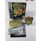 POKEMON GOLD VERSION - POCKET MONSTERS NINTENDO GAMEBOY COLOR AUS (COMPLET - GOOD CONDITION) (VERSION AUSTRALIENNE)