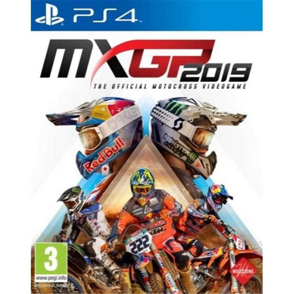 MXGP 2019 PS4 UK OCCASION