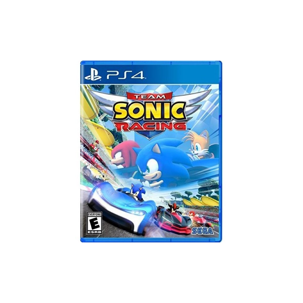 TEAM SONIC RACING PS4 USA OCCASION