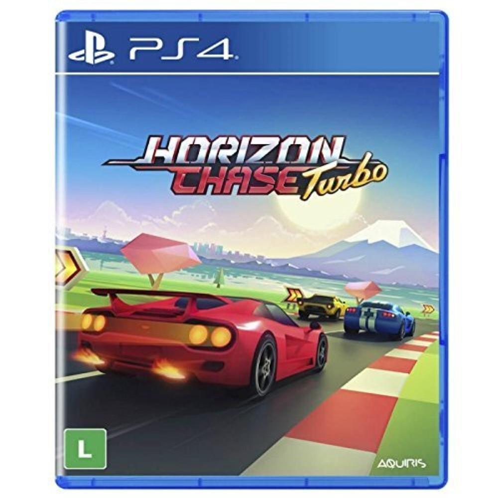 HORIZON CHASE TURBO PS4 UK OCCASION