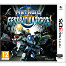 METROID PRIME FEDERATION FORCE 3DS PAL-UK NEW