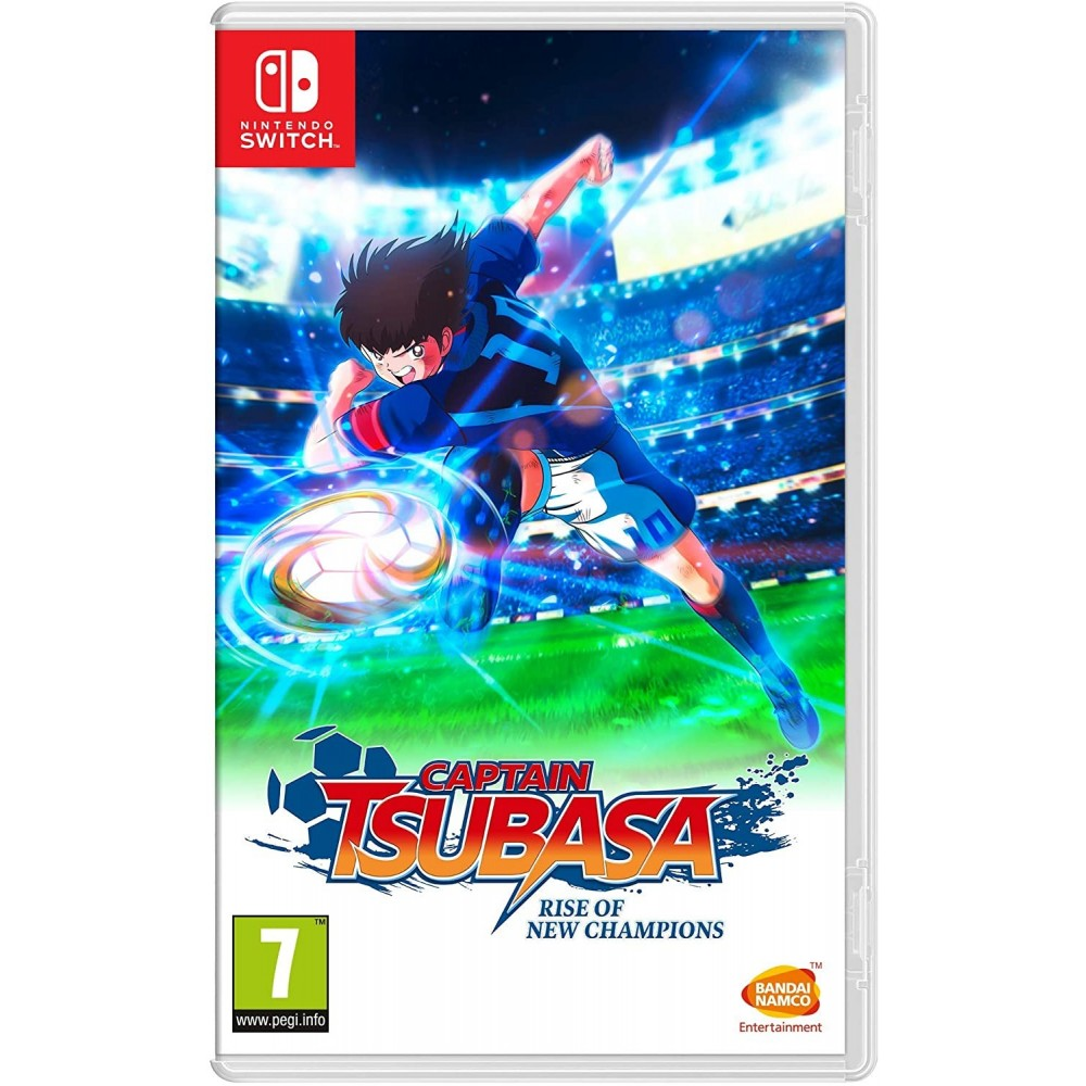 CAPTAIN TSUBASA RISE OF CHAMPIONS SWITCH EURO FR OCCASION