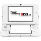 CONSOLE NEW 3DS LL WHITE JPN OCCASION