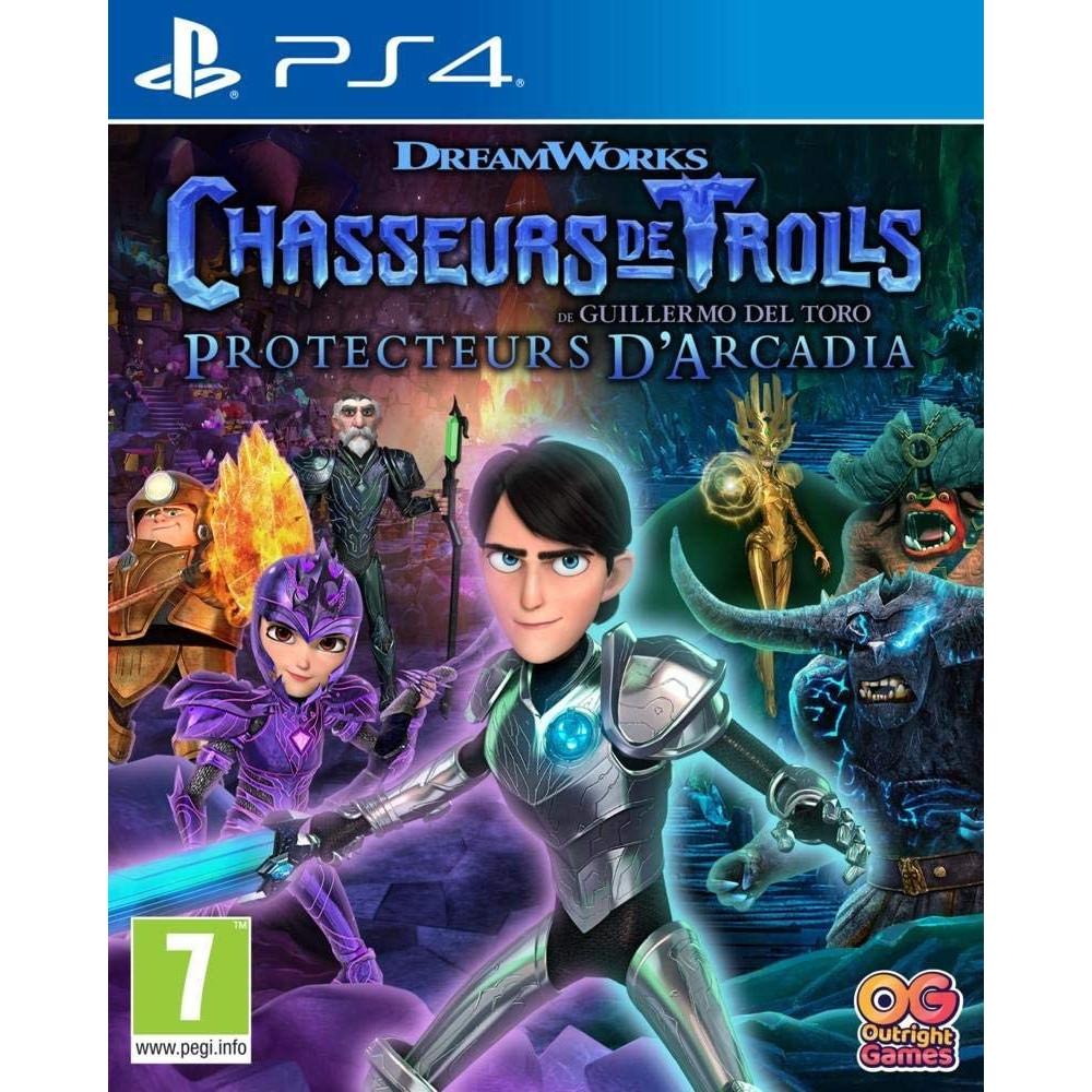 CHASSEURS DE TROLLS PROTECTEURS D'ARCADIA - PS4 FR