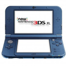 CONSOLE NEW 3DS XL BLEU METALLIQUE US OCC
