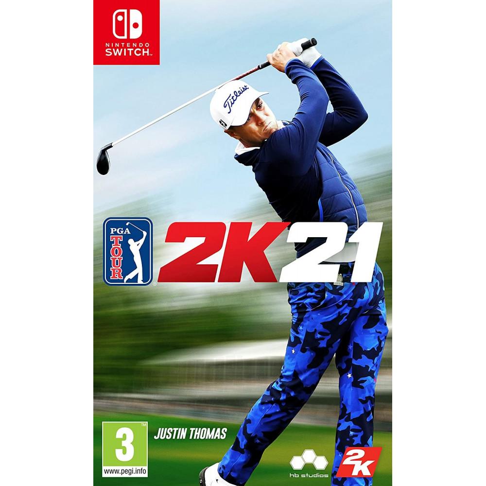 PGA TOUR 2K21 - SWITCH FR