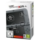 CONSOLE NEW 3DS XL METALLIC BLACK PAL-EURO OCCASION