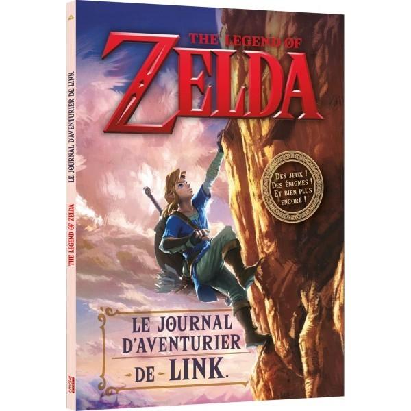 LE JOURNAL DE L AVENTURIER DE LINK THE LEGEND OF ZELDA OMAKE BOOKS