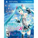 HATSUNE MIKU: PROJECT DIVA X PSVITA USA NEW