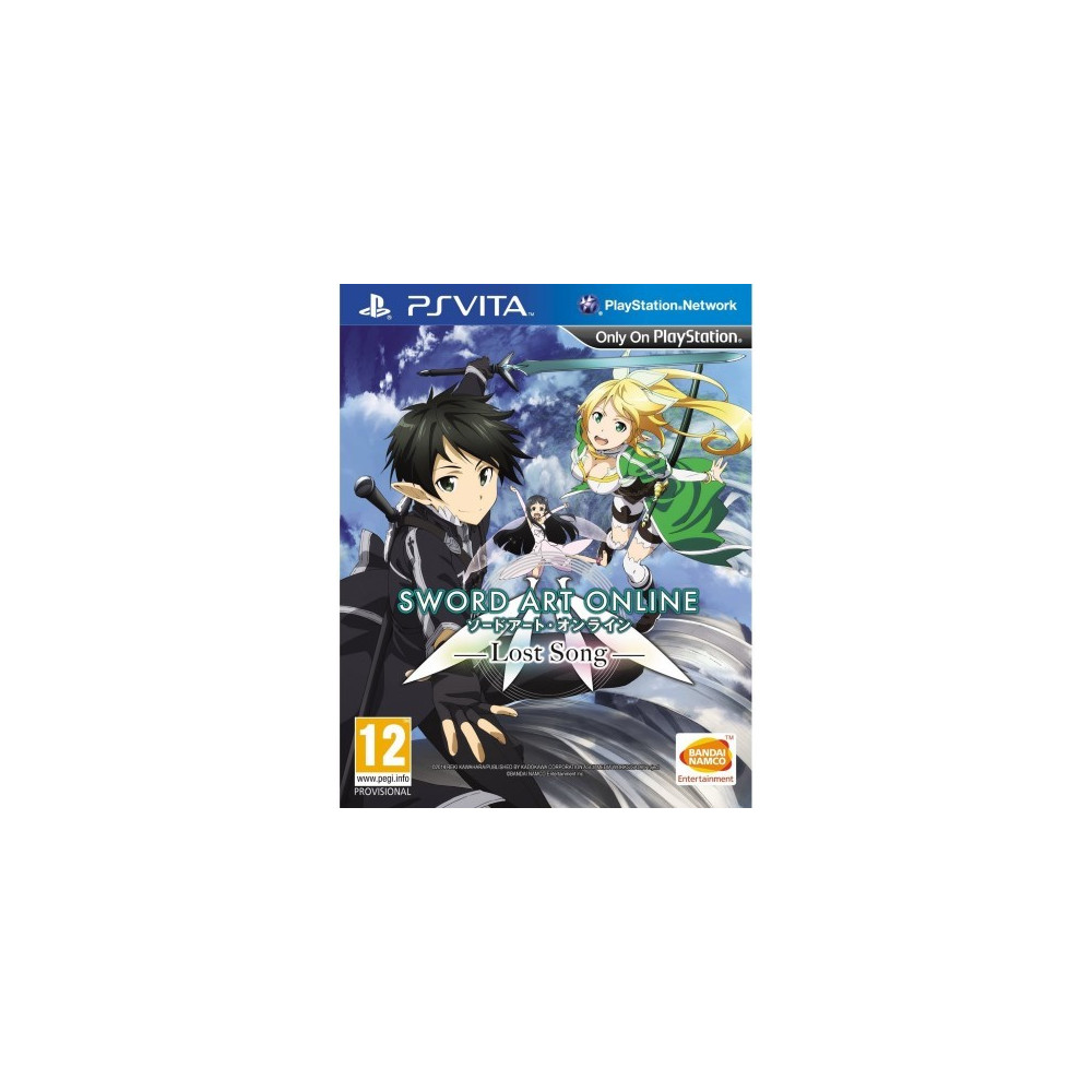 SWORD ART ONLINE LOST SONG PSVITA FR OCCASION